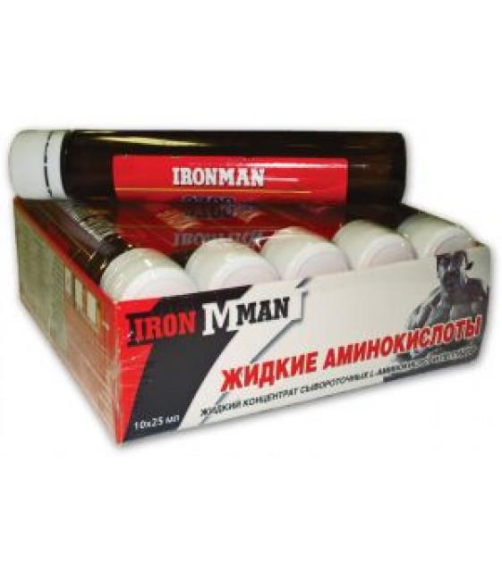 Жидкие Аминокислоты, 10 амп/25 мл Ironman