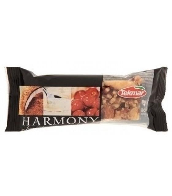 Garmony Bar, мюсли с орехами и брусникой Tekmar, батончик 50 гр