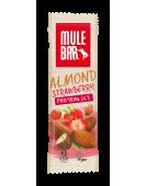 Mule Bar миндаль и клубника, протеиновый батончик 42 гр