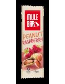 Mule Bar Арахисовый пунш, арахис с малиной, злаковый батончик 40 гр