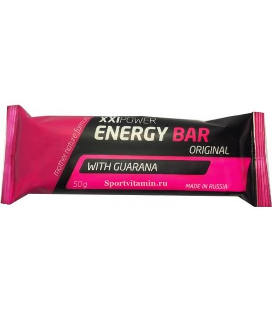 Energy bar Энерджи Бар, 50 гр. XXI Power