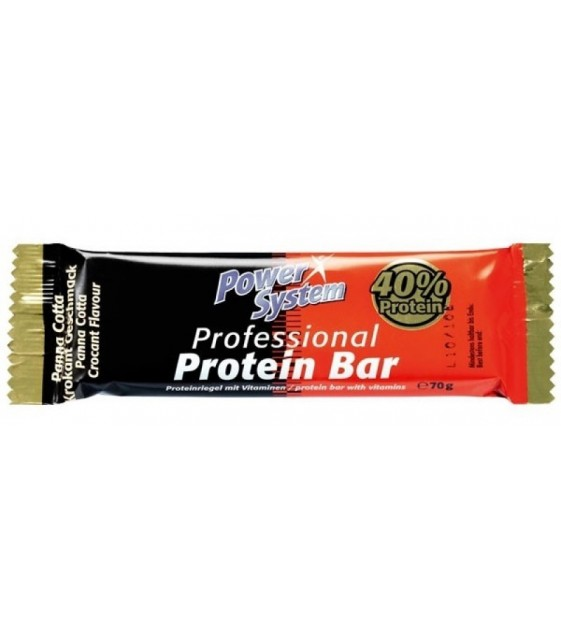 Professional Protein Bar Хай протеин бар, 70 гр  Power System