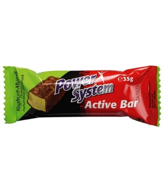 Active Bar Актив бар, батончик 35 гр power System