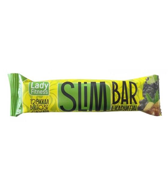Slim Bar изюм-орех 35 г Lady Fitness