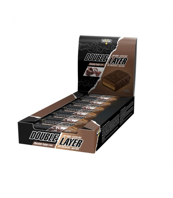 Double Layer bar, 60 гр батончик Maxler