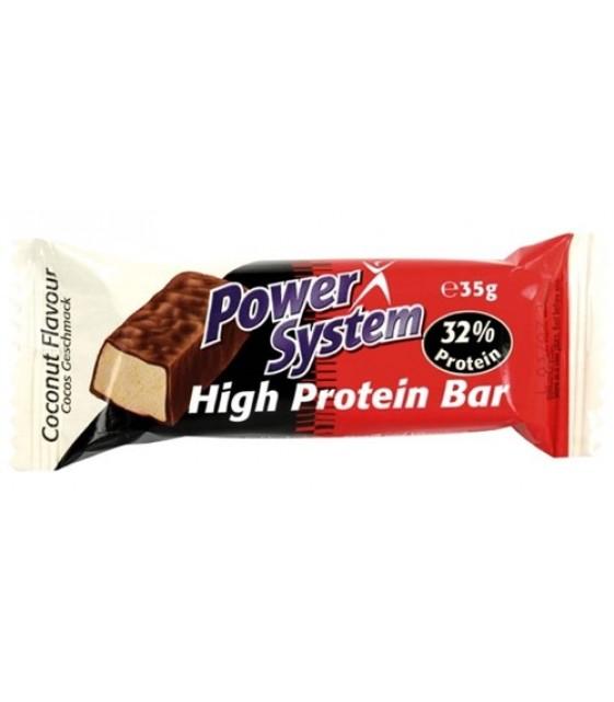 High Protein Bar Хай протеин бар, батончик 35 гр