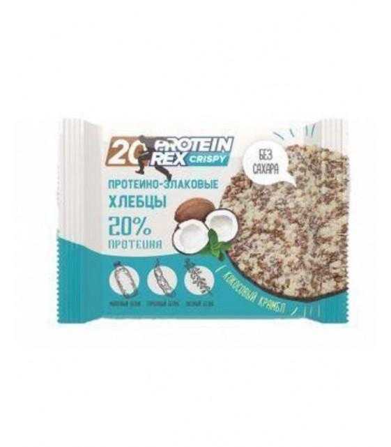 Хлебцы протеино-злаковые - 55 гр, ProteinRex