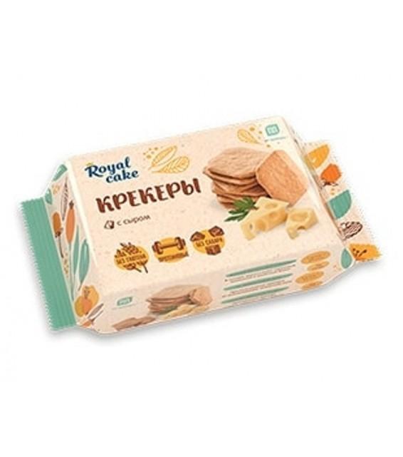 Крекер сырный  - 84 гр, ProteinRex