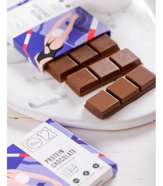 Молочный шоколад со стевией 50 г О12