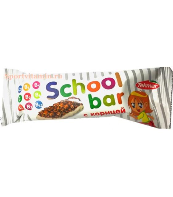 School Bar  Школьный батончик, 25 гр Tekmar