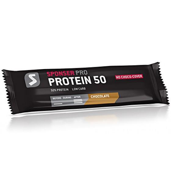 Protein 50 Bar Протеин 50 батончик, 70 гр Sponser
