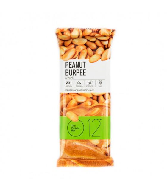 Вафельный протеиновый батончик О12 арахис 50 г O12