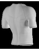 Термо майка с коротким рукавом, белая
