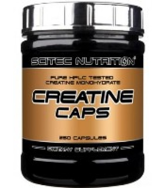 CREATINE CAPS, 250 капс