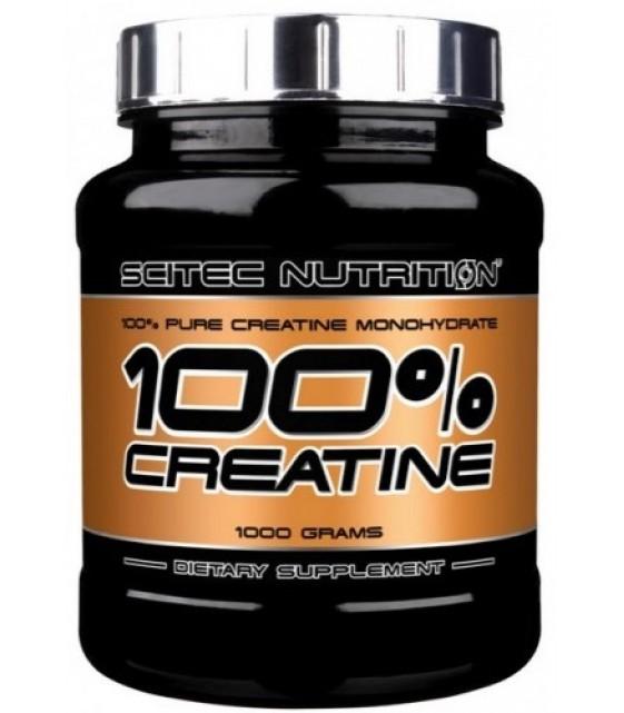 Creatine 100% Pure Креаин 1000 гр. Scitec Nutrition
