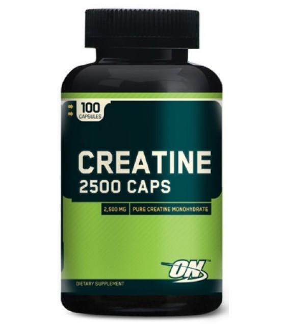Creatine 2500, креатин 100 капс Optimum Nutrition
