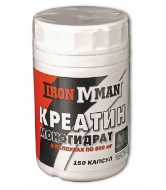 Креатин, 150 капс. Ironman