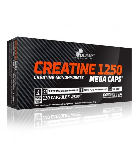 Creatine Mega Caps 120 капс, Креатин Мега капс, Olimp
