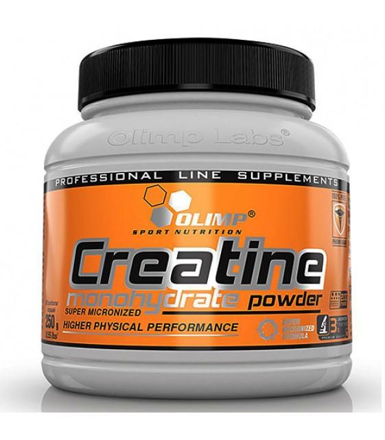 Creatine Monohydrate Powder Креатин Моногидрат, 250 гр Olimp