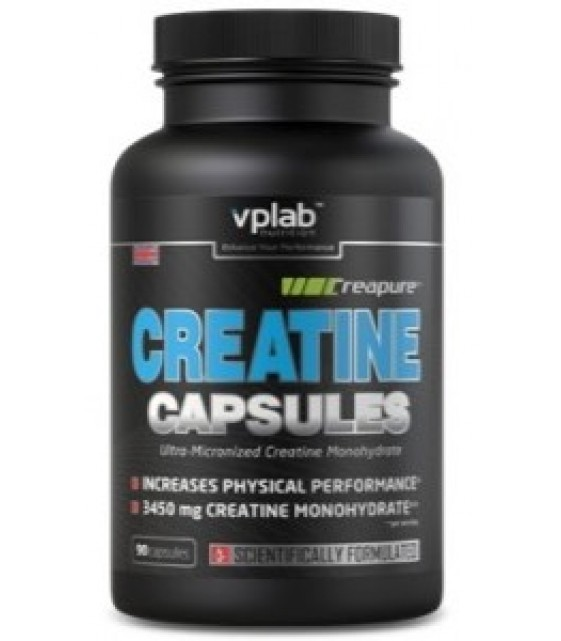 Creatine Capsules Креатин 90 капсул VPLab