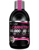 L-Carnitine 100.000 liquid L-карнитин 100.000, 500 мл