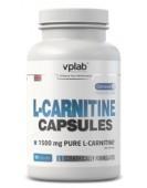 L-carnitine L-карнитин Capsules, 90 капс VPLab