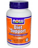 Diet Support Диет Суппорт 120 капс NOW
