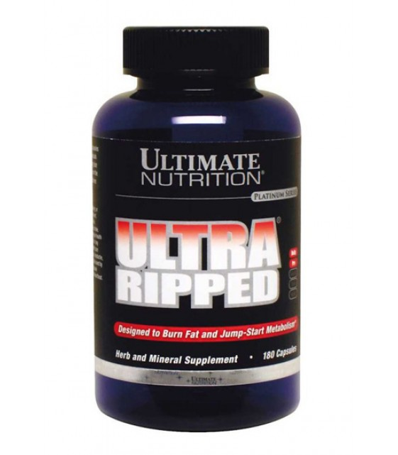 Ultra Ripped Ультра Риппед 180 капс Ultimate Nutrition