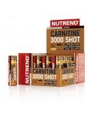 Carnitine 3000 shot L-карнитин 60 мл Nutrend
