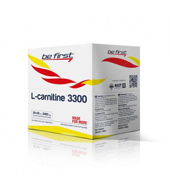 L-Carnitine Л-Карнитин 3300 20 амп. Be First
