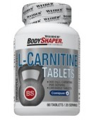 L-Carnitine Tablets Л-карнитин 60 таб Weider