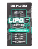 Lipo 6 Hers Black Ultra Concentrate, женский