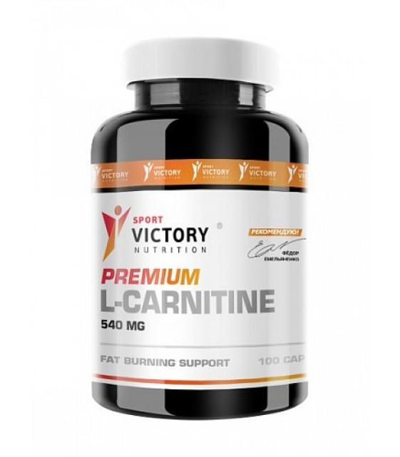 Premium L-Carnitine 100 кап. Sport Victory Nutrition
