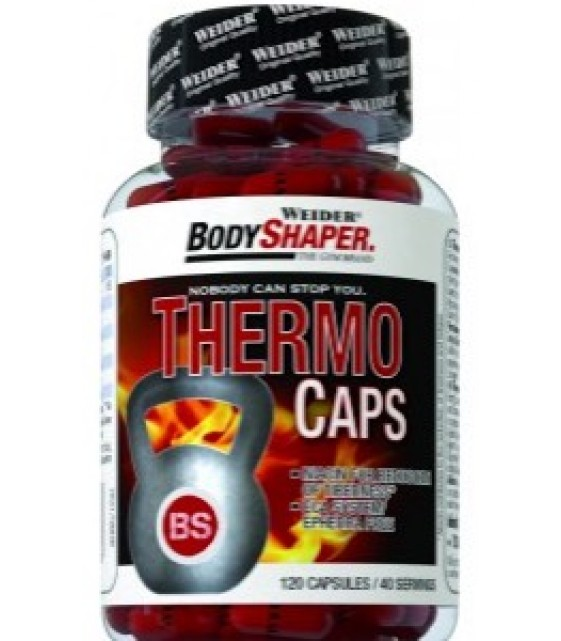 Thermo Caps Термо Капс 120 капc, Weider