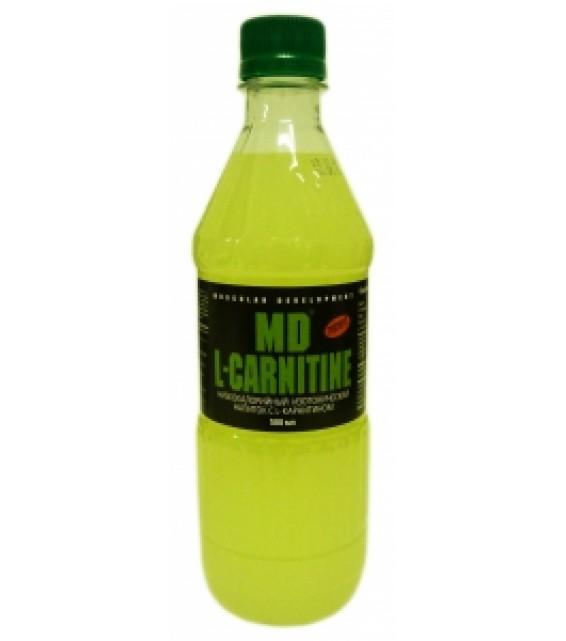 MD L-карнитин изотонический напиток, 500 мл