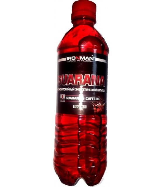 Напиток Guarana, 500 мл, Ironman