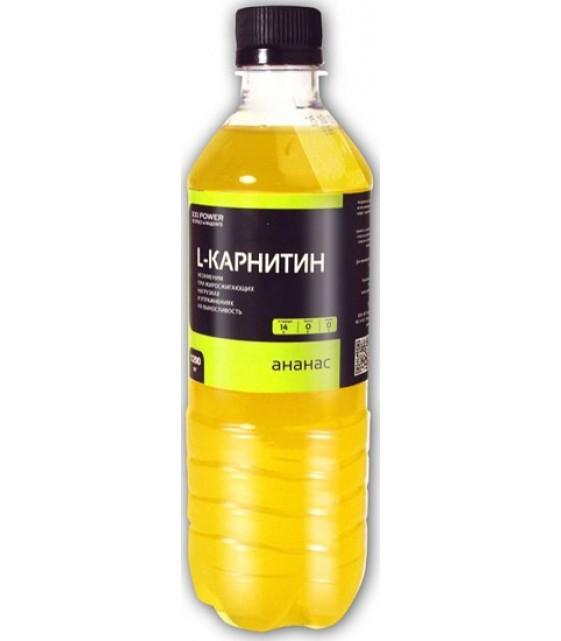 Изотонический напиток L-карнитин, 500 мл, XXI