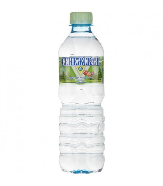 Сенежская природная минеральная питьевая вода, 330 мл