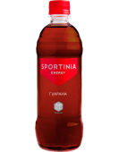 Sportinia Energy с гуараной 500 мл, Sportinia