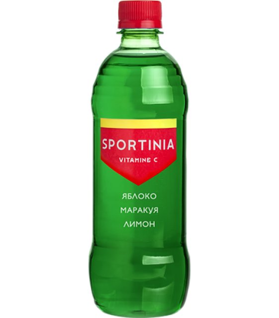 Sportinia витамин С, 500 мл, Sportinia