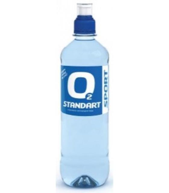 Спортивная вода Standart O2 Sport, 500 мл