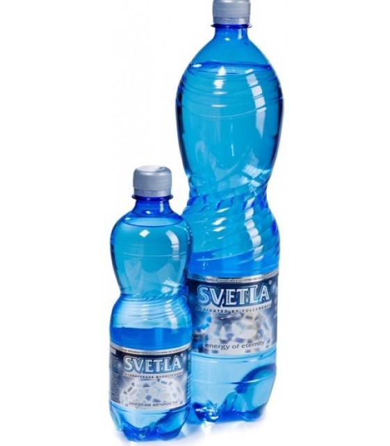 "Вода ""SVETLA"" активирована фуллеренами, 1500 мл."