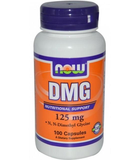 Dimethyl Glycine (DMG) Диметил Глицин NOW