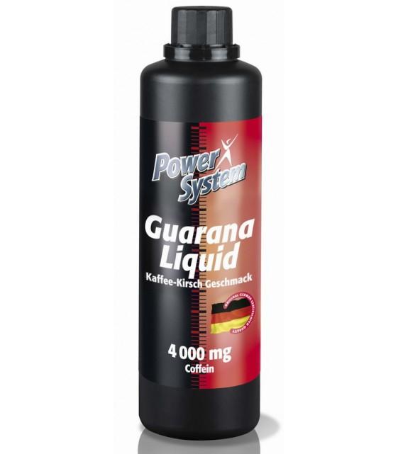Guarana Liquid, 500 мл /4 000 mg Гуарана+Коффеин