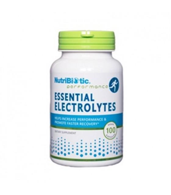 Essential Electrolytes  100 вег. капс. NutriBiotic