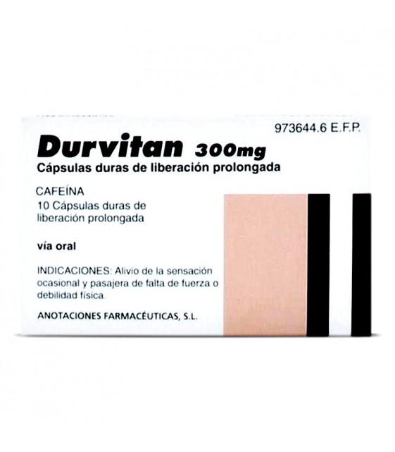 Durvitan, Дурвитан 300 mg 10 caps