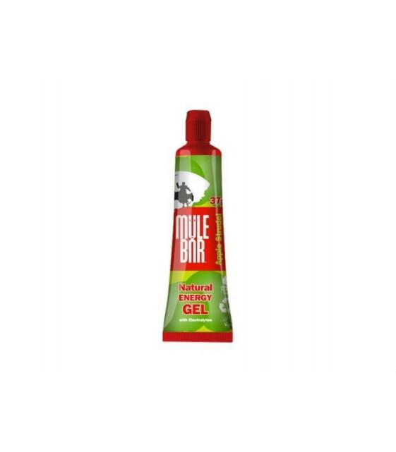 """Mule Bar Duo tonic """"Яблочный штрудель"""", энергетический гель 37 гр"""