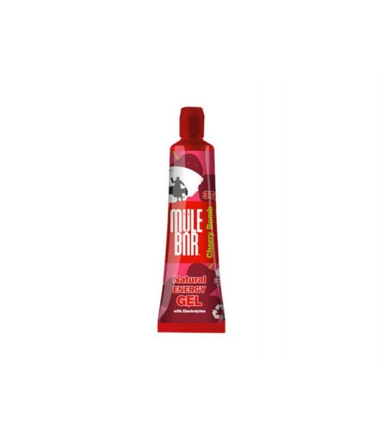 """Mule Bar Duo tonic """"Вишневая бомба"""", энергетический гель 37 гр"""