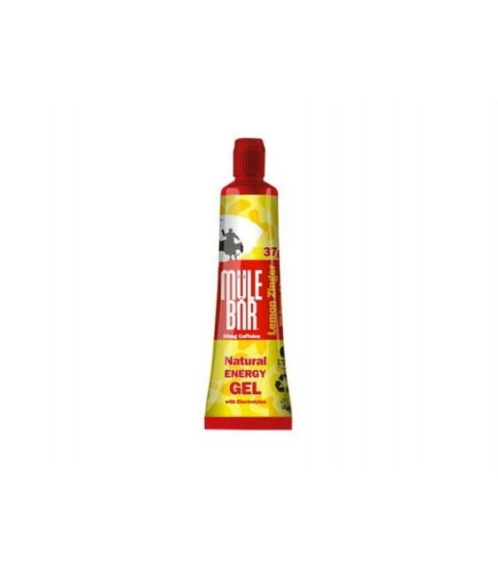 """Mule Bar Duo tonic """"Задорный лимон"""", энергетический гель 37 гр"""