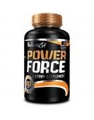 Power Force (Caffeine+Taurine Кофеин+Таурин), 60 капс Biotech USA